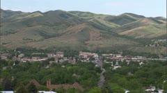 Pocatello City Stock Footage