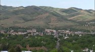 Stock Video Footage of Pocatello City