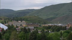 Pocatello ISU 2 Stock Footage