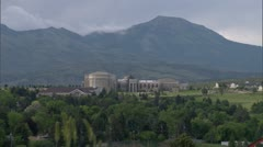 Pocatello ISU 3 Stock Footage
