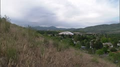 Pocatello ISU Zoom Stock Footage