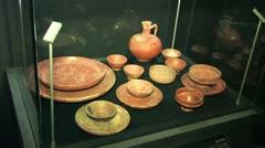 Antiquities of Masada Stock Footage