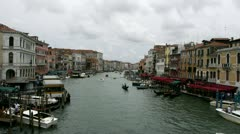 Grand Canal South, Venice, Italy - stock footage
