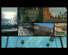 Hollywood motage V1 - PAL Stock Footage