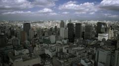 Sao Paulo view timelapse 4k Stock Footage