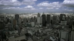 Sao Paulo  timelapses and urban spaces Stock Footage