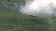 Fog - stock footage