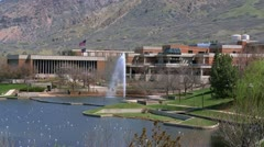 Weber State University Stock Footage
