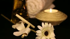 Aroma Therapy Series 4 HD 1080p Stock Footage