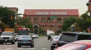 Stock Video Footage of Union Station Ogden Utah