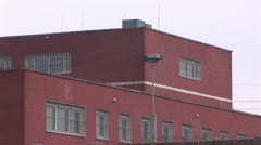 Prison in the Netherlands Stock Footage