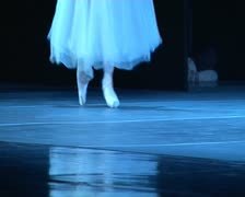 Ballet - stock footage