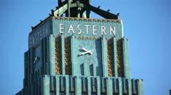 Eastern Building 01 HD Stock Footage