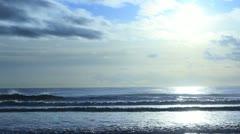 Sea & Clouds #4 Stock Footage