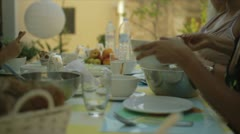 Breakfast Stock Footage