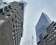 0166 Edificio PAL Stock Footage