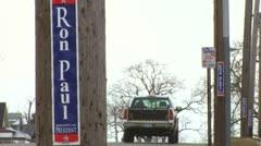 Ron Paul 2012 - stock footage