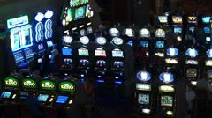 Stock Video Footage of casino (Las Vegas)
