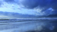 Sea & Clouds #14 Stock Footage