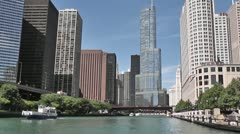 CHICAGO-0249 - stock footage