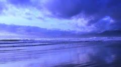 Sea & Clouds #15 - stock footage
