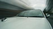Smooth highway loop 4 Stock Footage