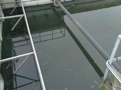 Waterwork water treatment Stock Footage