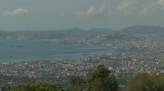 Hazey Napoli Stock Footage