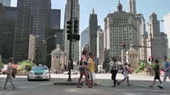 CHICAGO-0448 Stock Footage