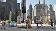 Stock Video Footage of CHICAGO-0448