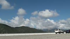 Highway in California Stock Footage