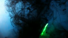 Apocalypse abstract - stock footage