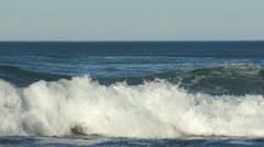 Ocean waves #3, South Australia Stock Footage