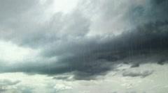 Storm Rain 1 1 Stock Footage