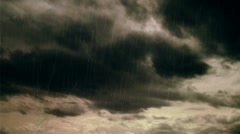 Storm Rain 2 1 - stock footage
