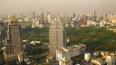 Time Lapse Bangkok - stock footage