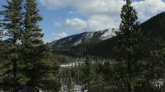 Kananaskis Mountain - stock footage