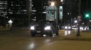 CHICAGO-0702 TRAFFIC TIMELAPSE Stock Footage