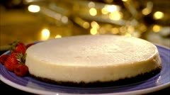 FOOD CHEESECAKE 10 - stock footage