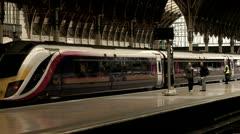 Paddington Station Stock Footage