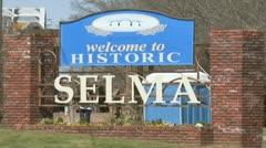 Selma, Alabama - stock footage