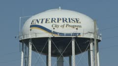 Enterprise, Alabama - stock footage