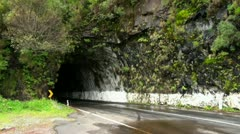 Old Mountain Tunnel 20110426 112210ap5 Stock Footage