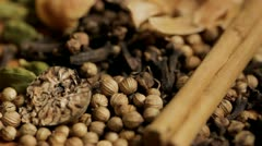Spice Flyover Stock Footage
