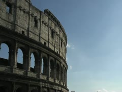 Colosseo 6 640x480 Stock Footage