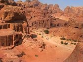 Stock Video Footage of Petra, Jordan