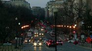 Stock Video Footage of Traffic in Washington DC 5