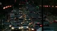 Stock Video Footage of Traffic in Washington DC