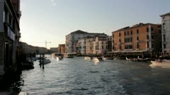 Church Bells Ringing in Venice, Italy Stock Footage
