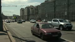 Moscow Stock Footage